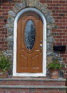 round-top-entry